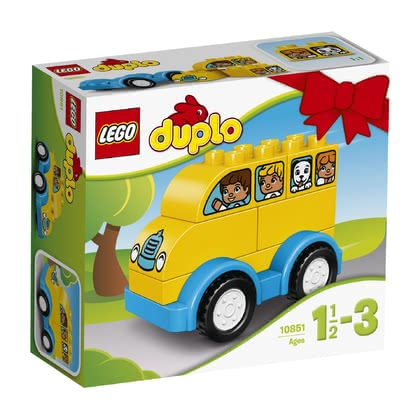 LEGO Duplo My first bus - *