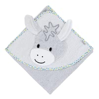 Sterntaler Hooded Towel with Large Motif - *
