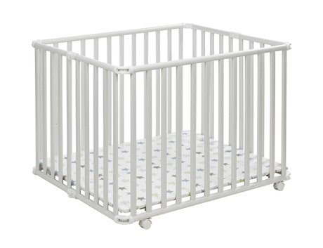 Geuther Playpen Ameli, White Sterne 2018 - 大图像