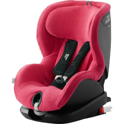 Britax Römer Summer Cover for Trifix i-Size Pink - 大图像