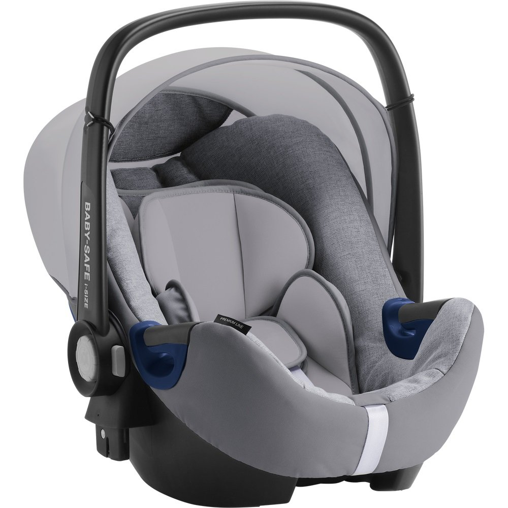 britax r mer baby safe i size 2019 grey. Black Bedroom Furniture Sets. Home Design Ideas