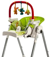 Peg-Perego Play Bar for High Chairs