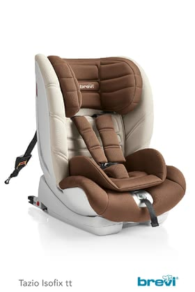 Brevi儿童安全座椅Tazio Isofix tt Brown 2018 - 大图像