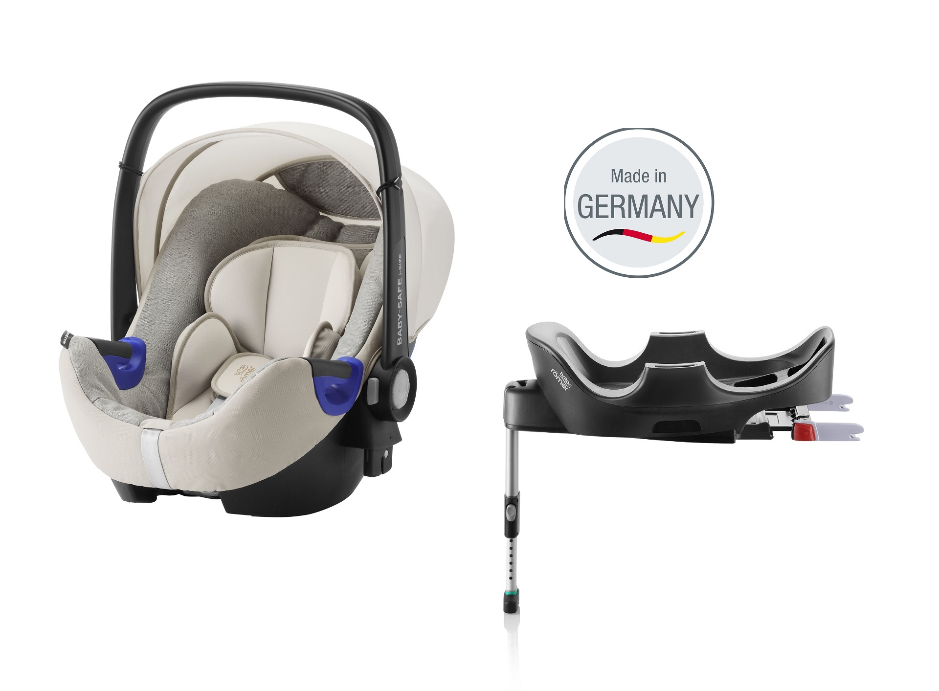 britax r mer infant car seat baby safe 2 i size including. Black Bedroom Furniture Sets. Home Design Ideas