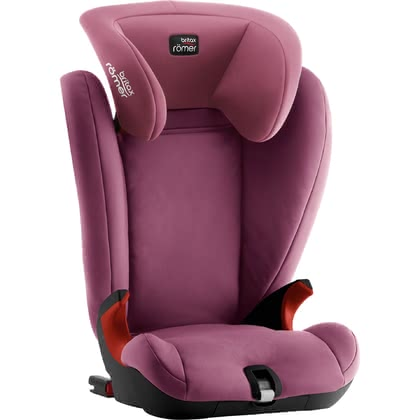 Britax Römer Child Car Seat KIDFIX SL SICT – Black Series Wine Rose 2018 - 大图像