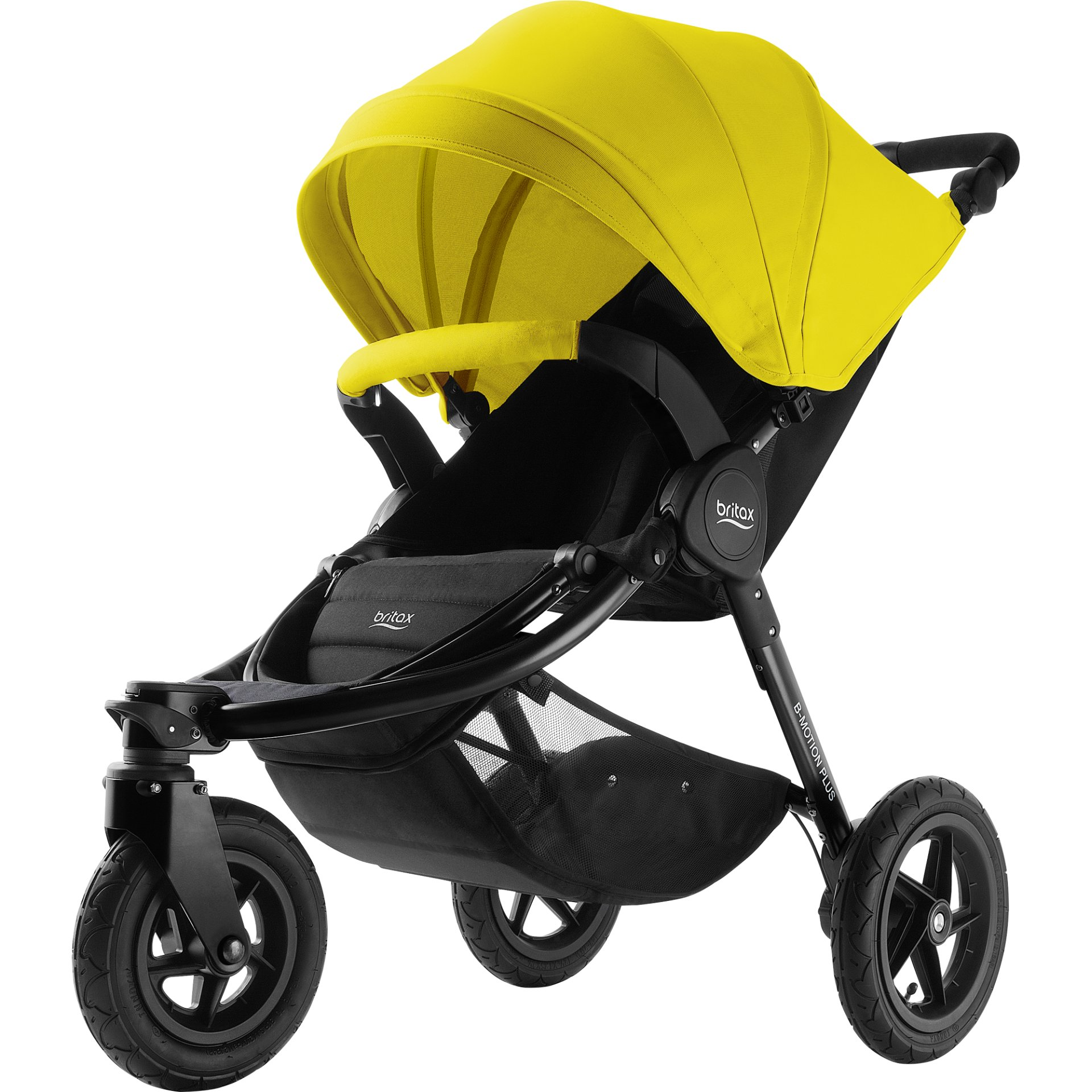 britax r mer kinderwagen b motion 3 plus inkl canopy pack 2018 sunshine yellow kidsroom. Black Bedroom Furniture Sets. Home Design Ideas