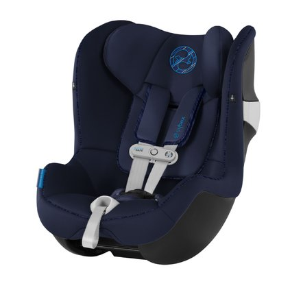 Cybex Child Car Seat Sirona M2 i-Size including SensorSafe Indigo Blue_navy blue 2019 - 大图像