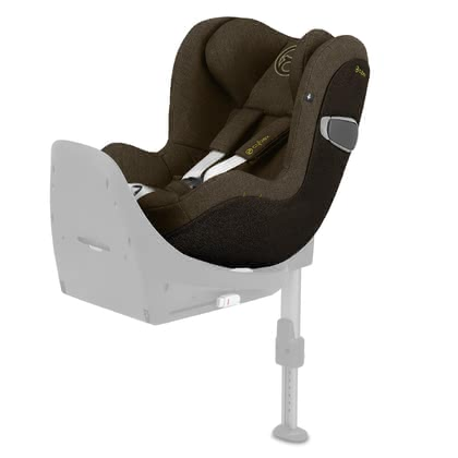 Cybex Platinum 儿童安全汽车座椅 Sirona Z i-Size Plus Khaki Green - khaki brown 2021 - 大图像