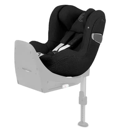 Cybex Platinum 儿童安全汽车座椅 Sirona Z i-Size Plus Deep Black - black 2020 - 大图像