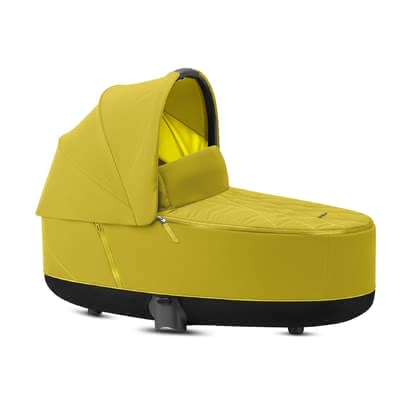 Cybex Platinum PRIAM 豪华婴儿手提式睡篮 Mustard Yellow - yellow 2021 - 大图像