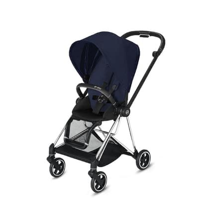 Cybex Platinum MIOS Seat Pack 推车座椅套装 Midnight Blue Plus - navy blue 2021 - 大图像