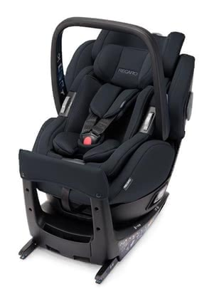 Recaro 儿童汽车安全座椅 Salia Elite i-Size Select Night Black 2021 - 大图像