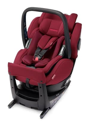 Recaro 儿童汽车安全座椅 Salia Elite i-Size Select Garnet Red 2020 - 大图像