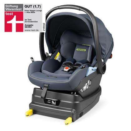 Peg Perego Infant Car Seat Primo Viaggio Lounge including i-Size Base 2020 - 大图像