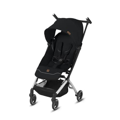 gb by Cybex Buggy Pockit + All-City Velvet Black 2020 - 大图像