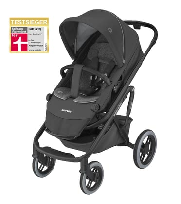Maxi-Cosi 婴儿推车 Lila XP Essential Black 2021 - 大图像